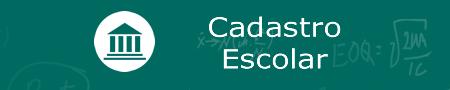 Cadastro Escolar Municipal 2021 - 2022
